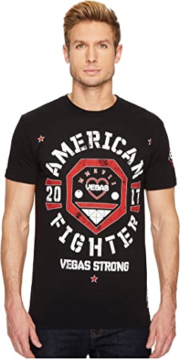 American Fighter - Vegas Strong Premium Tee