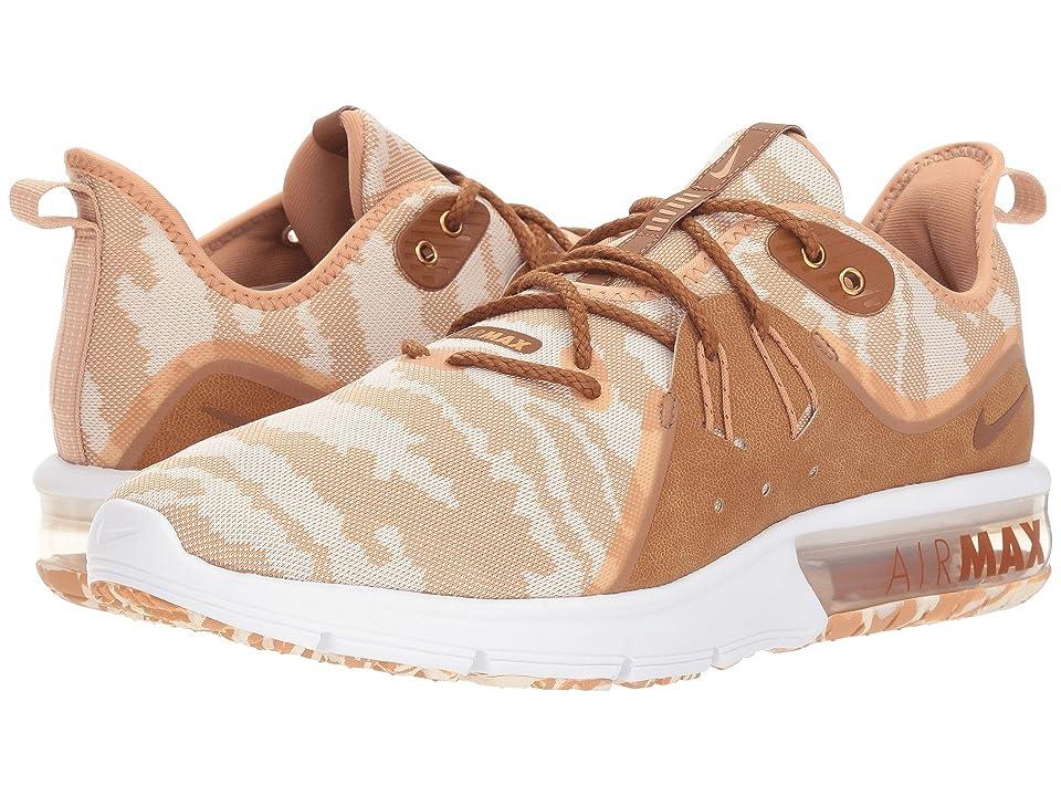 Nike Air Max Sequent 3 Premium (Light Cream/Light British Tan/Praline) Men