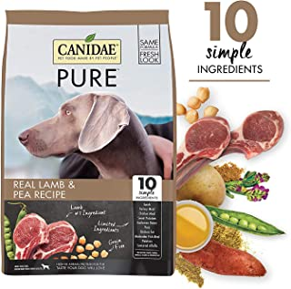 Canidae Grain Free Pure Elements Adult Dog Food, 12 lbs