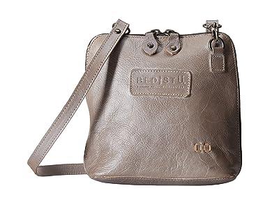 Bed Stu Ventura (Grey Silver Rustic Mettalic) Bags