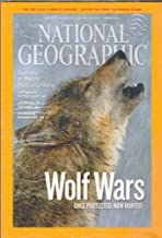 National Geographic Magazine, March 2010