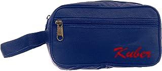مجموعة حقيبة ادوات الزينة والحلاقة مصنوعة من القماش للسفر مُتعددة الاغراض من كوبر اندستريز، (لون ازرق داكن) - طراز CTKTC31464