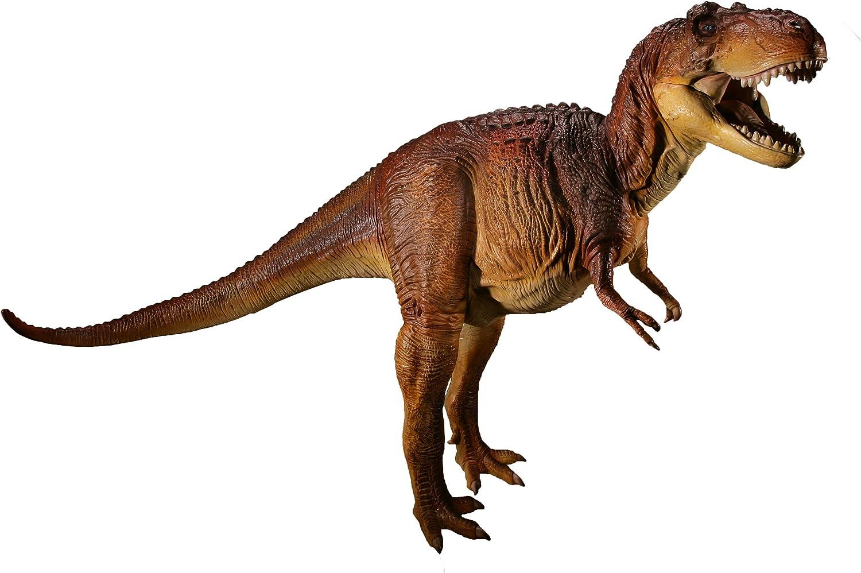 Tyrannosaurus braun Farbe 1 20 Soft Vinyl Figur