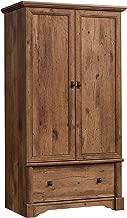 Sauder Palladia Armoire, Vintage Oak finish