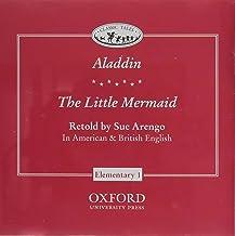 Classic Tales: Elementary 1 Aladdin/Little Mermaid Audio CD