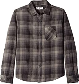 Freemont Flannel Shirt (Big Kids)