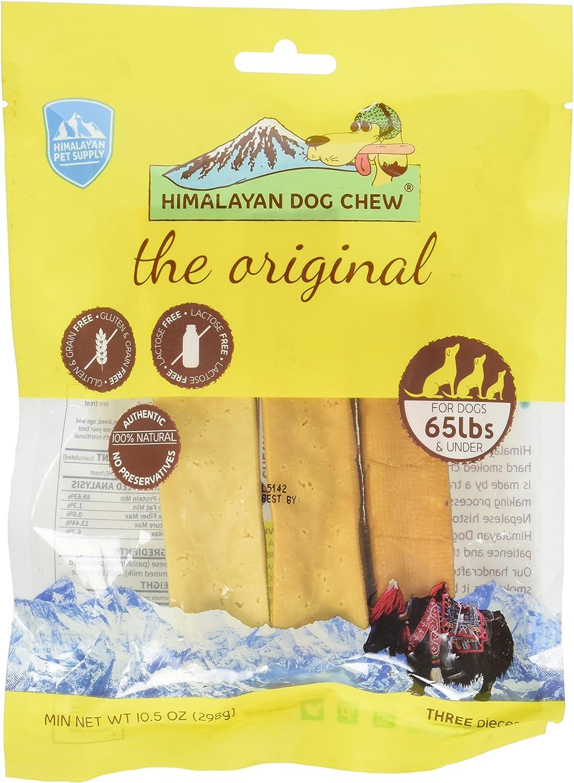 Himalayan Dog Chew Mixed, 10.5Ounce, 3Piece