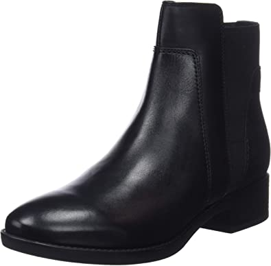 Geox D Felicity F, Ankle Boot Mujer