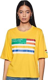 United Colors of Benetton Women's Regular T-Shirt