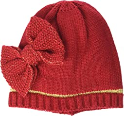 Oversize Knotted Bow Hat (Infant)