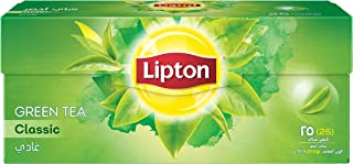 Lipton Green Tea Classic, 25 Teabags