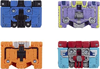 Transformers Generations Selects Micromaster WFC-GS10 Soundwave Spy Patrol (3rd Unit) 4-Pack