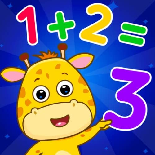 123 Numbers - Math Games For Kids