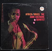 the john coltrane quartet africa brass