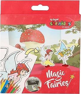 Original Shrinkles Magical Fairies (Mini Craft Pack)