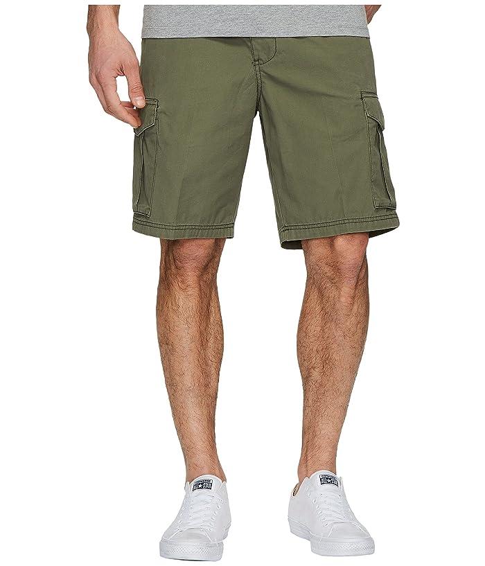 Tommy Bahama Island Survivalist Cargo Shorts (Dusty Olive) Men