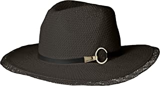 Women's Clip and Ring Panama Hat