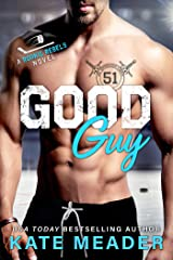Good Guy: A Pining-For-Her Hockey Romance (A Rookie Rebels Novel) Kindle Edition