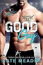 Good Guy: An Enemies-to-Lovers Hockey Romance (A Rookie Rebels Novel)