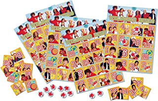 Factory Card and Party Outlet High School Musical 3 Bingo Game