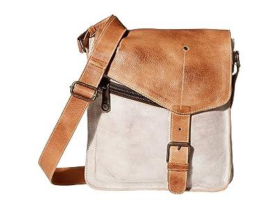 Bed Stu Venice Beach (Nectar Lux/Tan Rustic) Cross Body Handbags