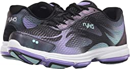 Black/Purple Ice/Eggshell Blue
