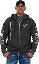 jh design corvette jacket