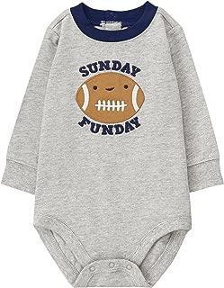 Gymboree Baby Boy Long Sleeve Bodysuit