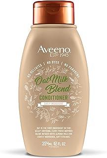 Aveeno Scalp Soothing Oat Milk Blend Conditioner, (67301) Fresh 12 Fl Oz