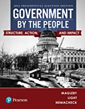 Government By the People, 2016 Presidential Election Edition
