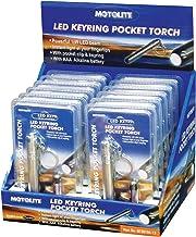 Motolite MT30104-12 LED Keyring Torch