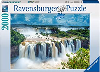 Ravensburger Waterfall 2000 Piece Jigsaw Puzzle for Adults & for Kids Age 12 and Up