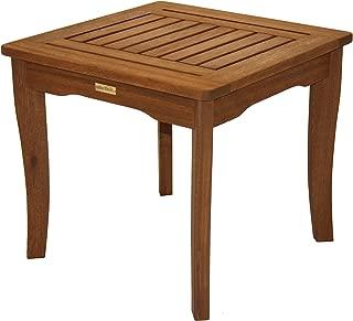 Outdoor Interiors 19470 Eucalyptus End Table