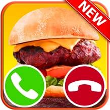 Fake Call Burger Game Prank - Fake Call from Burger Prank is a JOKe app free fun and addictive