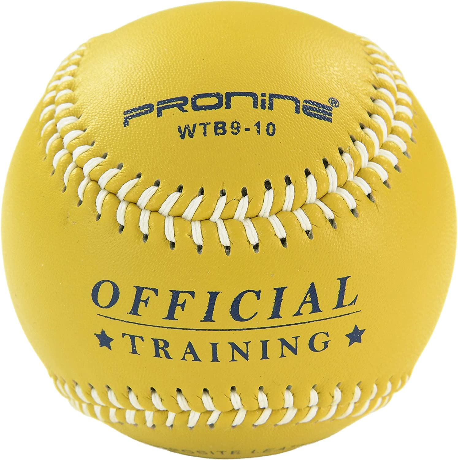 ProNine Heavy Weighted Training Baseball Ball for Pitching and T