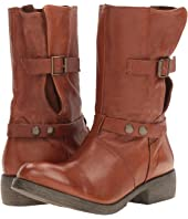 Massimo Matteo - Biker Boot with Buckle