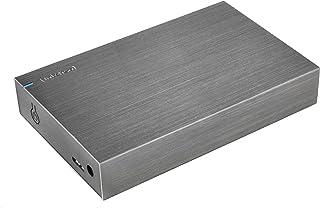 Intenso Memory Board 3 Tb Externe Harde Schijf (8,9 Cm (3,5 Inch), 5400 Rpm, 32 Mb Cache, Usb 3.0) Aluminium Antraciet