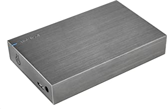 Intenso 6033512 - Disco Duro Externo HDD 3.5 (4TB, USB 3.0) Color Antracita