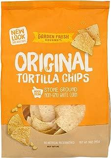 Garden Fresh Gourmet Original Tortilla Chips, 14 Ounce