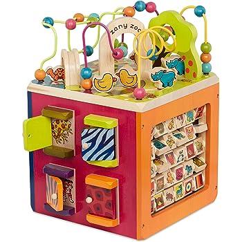 B. toys アクティビティーキューブ ビーズコースター BX1004Z 正規品