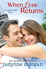 When Love Returns: Fitzpatrick Family - Becca (The Fitzpatrick Family) Kindle Edition