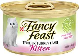 Purina Fancy Feast Kitten Canned Wet Cat Food