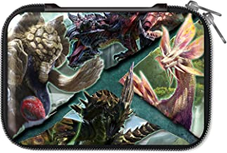 Monster Hunter Cross pouch Case for New Nintendo 3DS LL / 3DS XL Japan Imported