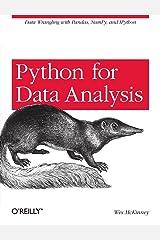 Python for Data Analysis Paperback
