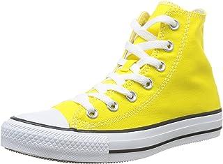 converses homme jaune