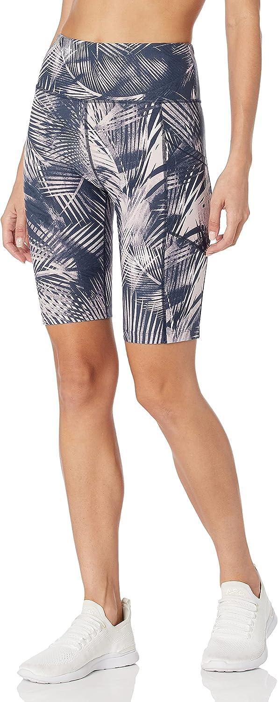 "Calvin Klein Performance Women's Cheap mail Excellent order sales High Bike I Waist Short 9"""