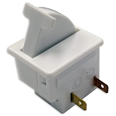 Supplying Demand WR23X10725 Refrigerator Light Switch Fits AP5796096 & PS8758429