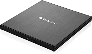 Verbatim 43888 Ultra HD 4K External Slimline Blu‑ray Writer