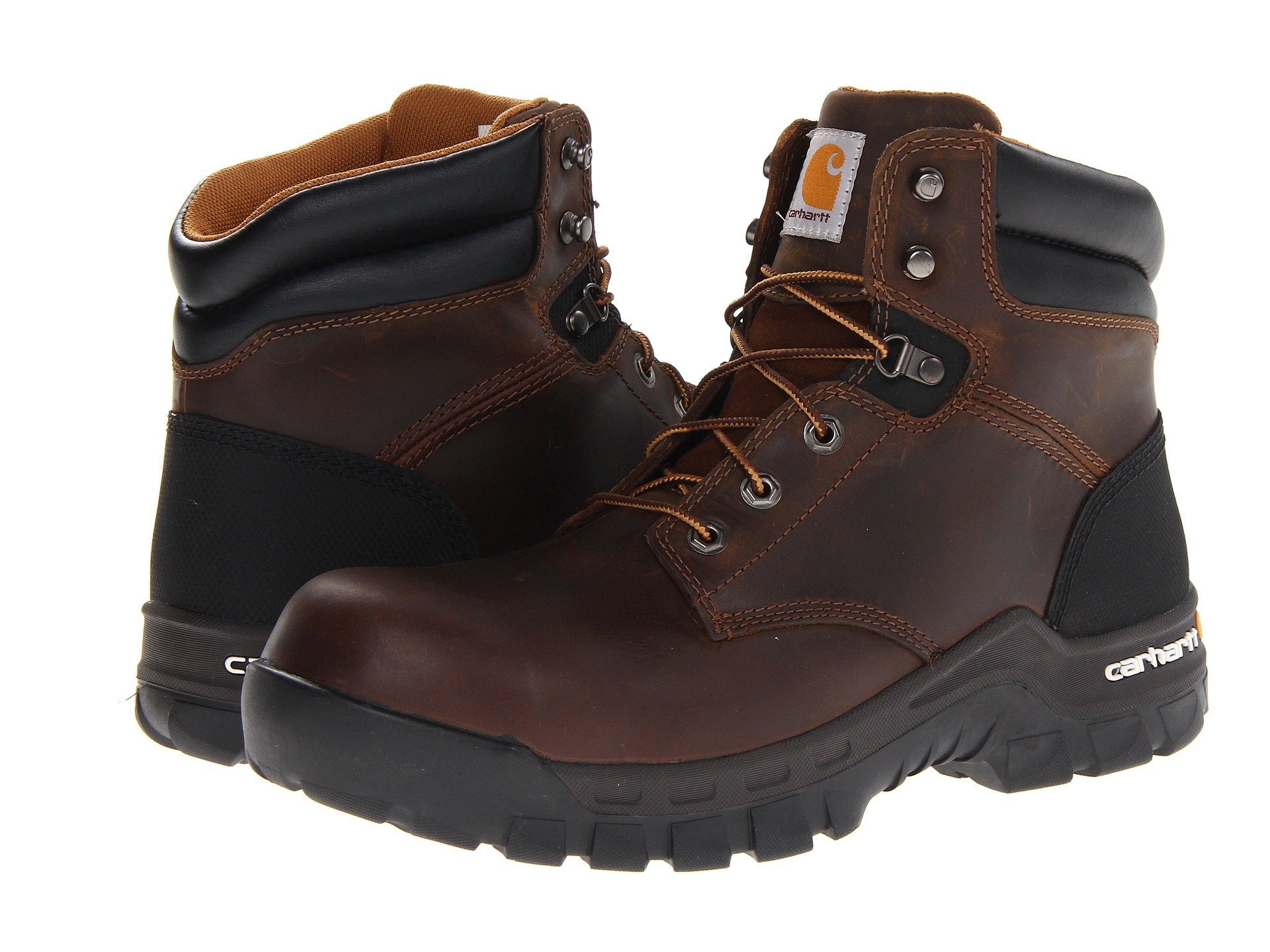 Men S Carhartt Work And Safety Boots Free Shipping Shoes Zappos