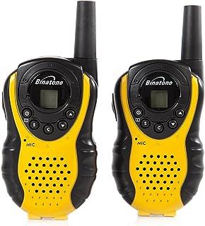 Binatone Latitude 100 - Walkie talkie radio con alcance de